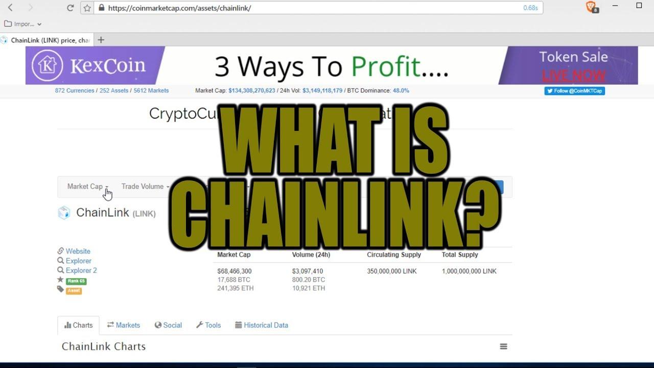 ChainLink (LINK) - Should I Invest?