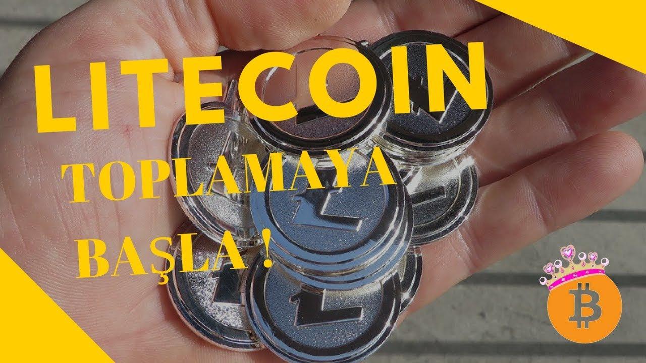 Bedava Litecoin Nasıl Toplanır? (Anında FaucetHub Hesabınızda)