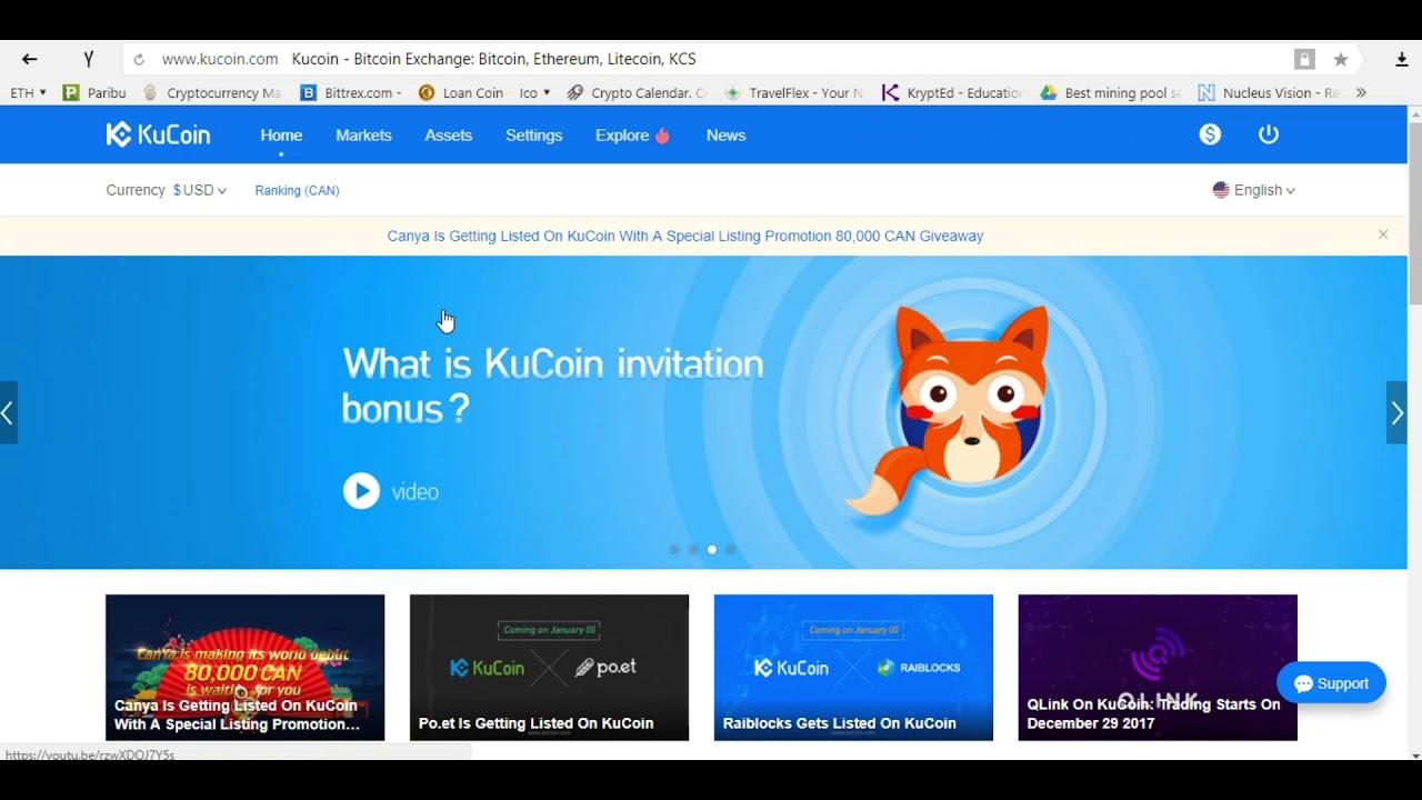 Kucoin Borsası Tanıtımı ve Avantajları Qlink, Kucoin Shares, HTML Coin Nasıl Alınır