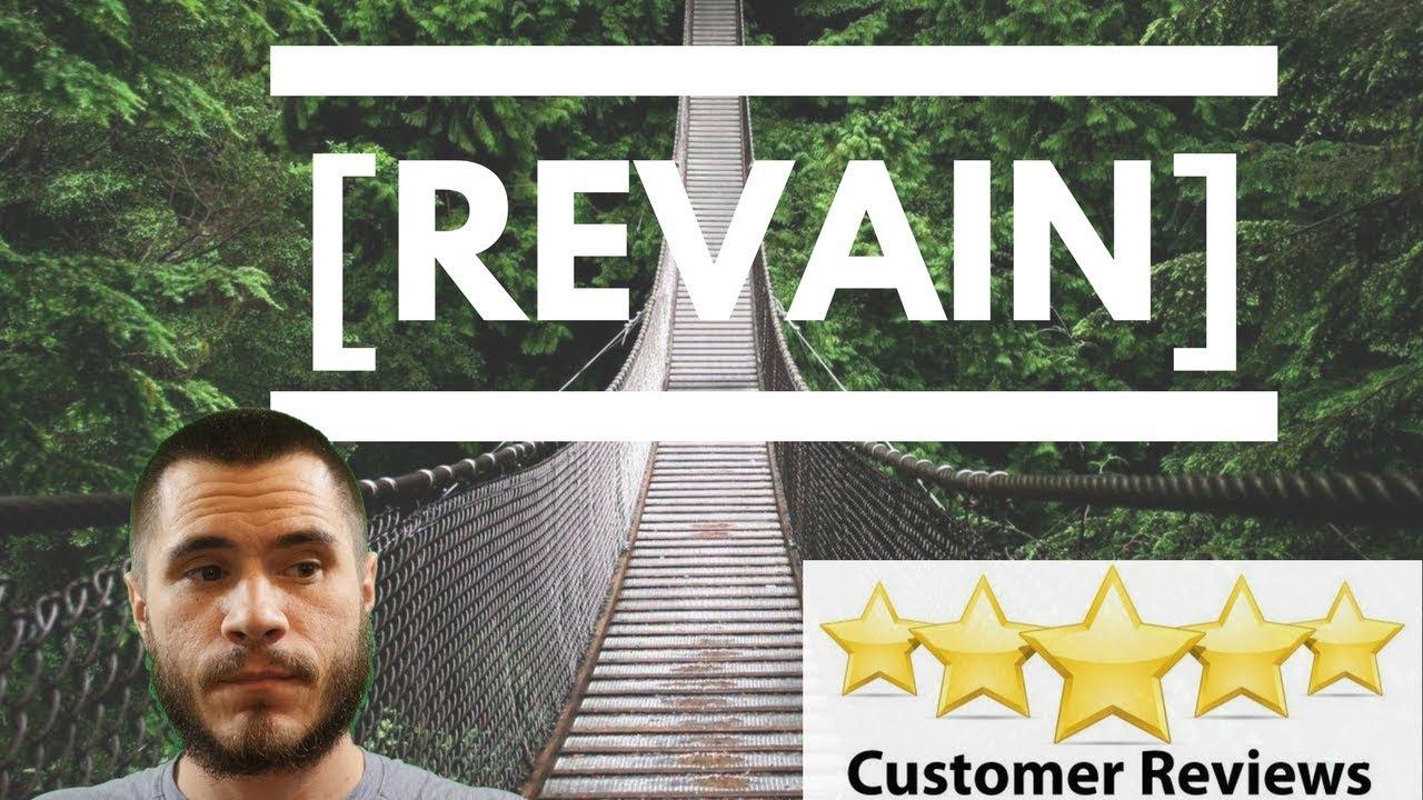 REVAIN: Blockchain Review Platform...review