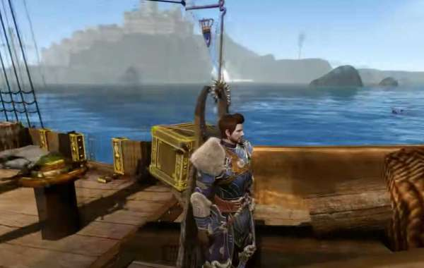 Get Rich Fishing and Crafting in Archage Unchained