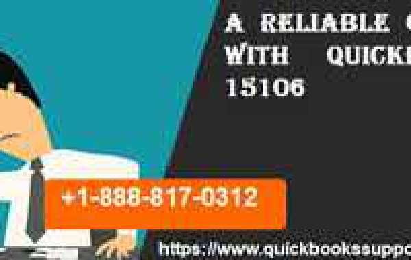 How to fix QuickBooks Error Code 15106