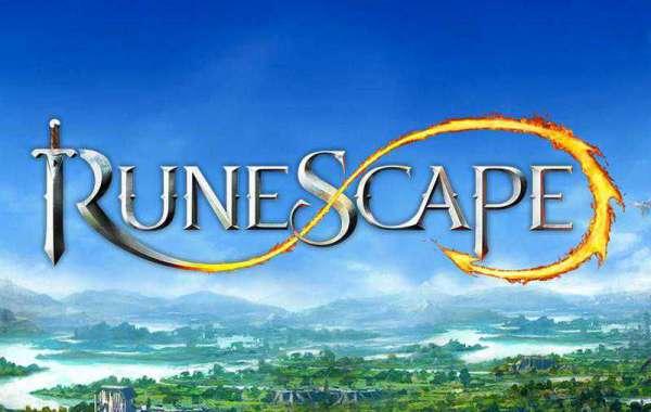 Returned to RuneScape four days ago