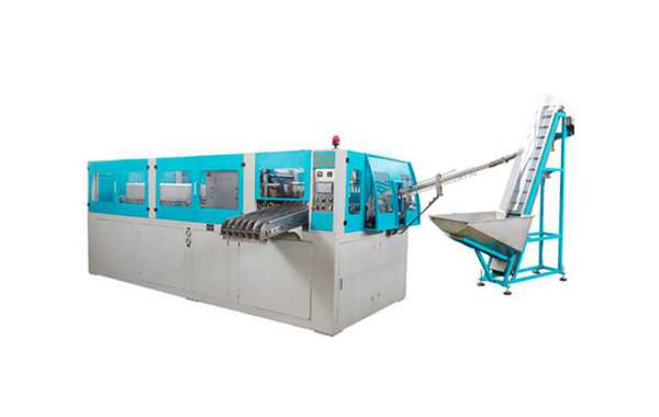 The Working Principle of Bottle Bloing Machine