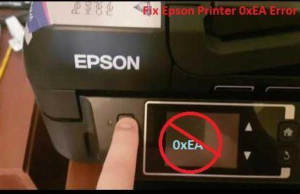 How to Fix Epson Printer Error 0xEA Code? +1-866-231-0111 Toll-Free