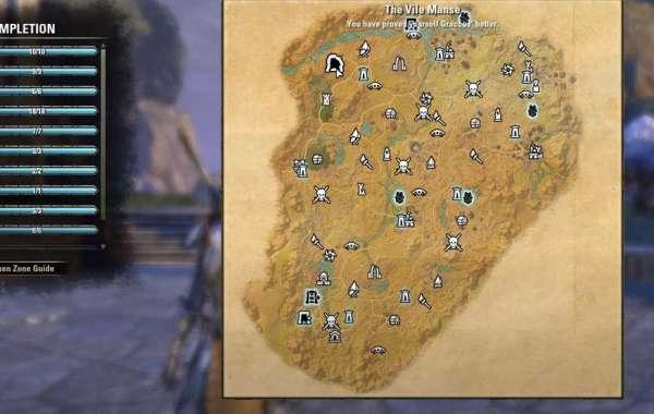 Elder Scrolls Online Gold Farming Guide 2020