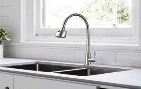 Que faire si l'eau continue se déverser dans l'évier la cuisine