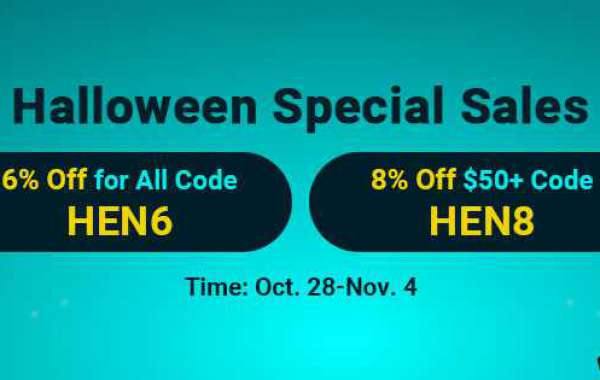 Up to 8% off classic wow gold on WOWclassicgp as Halloween Special Sales