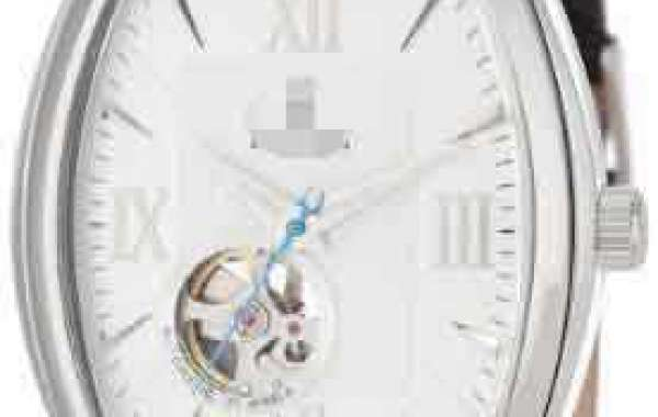 Customize Quality Luxury Silver Watch Dial