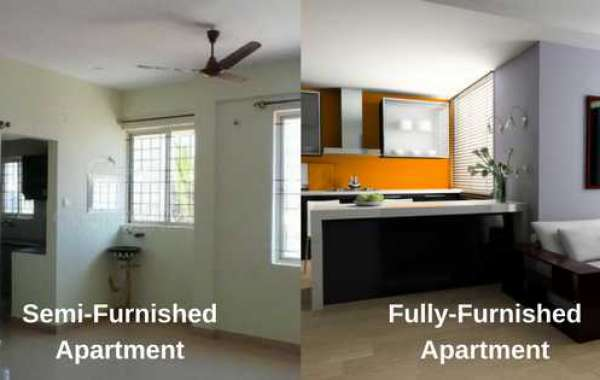 Semi-furnished or fully-furnished apartment: Which one is the best fit?
