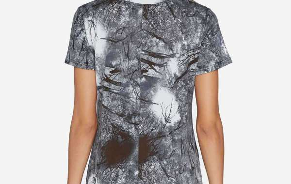 Cold Shoulder Floral Print Hollow Long Sleeve Black Plus Size Midi Dress