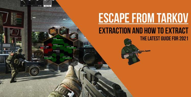 Escape Tarkov: Extraction extra - numbssyun | ello