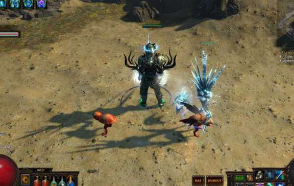 """News game """"Path of Exile"""" unveiled and dated """"Echo Atlas"""""""