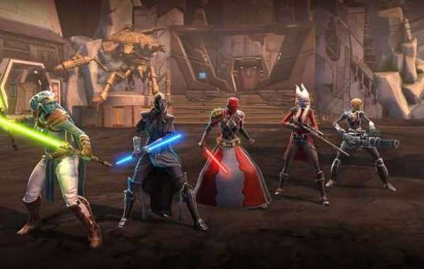 PTS's new SWTOR Swoop racing event