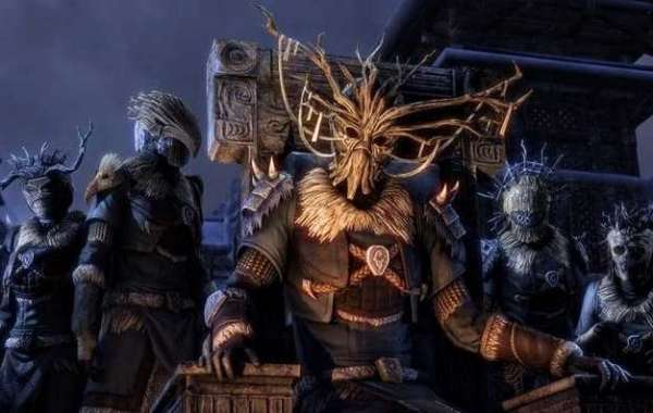 The three bosses faced by ESO players in Black Drake Villa