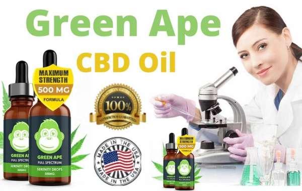 Green APE CBD: CBD Oil Drops, Gummies, Softgels and Cream