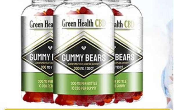 Green Health CBD Gummies !  Review Safe Effective # 1 Green Health CBD PRICE, BENEFITS & WARNINGS!
