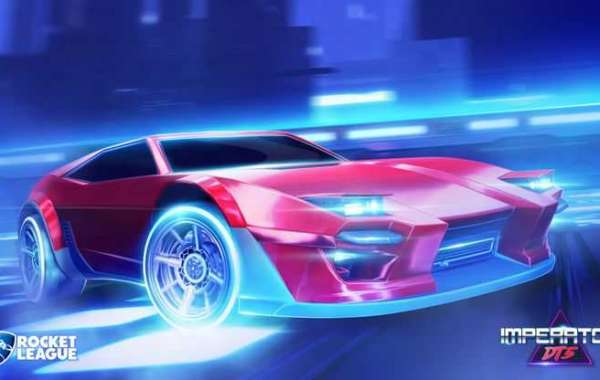 The physics-based action of Rocket League allows players to come up