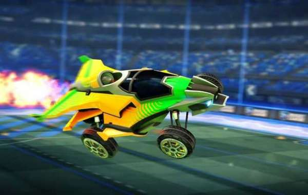 This Rocket Pass celebrates the legacy of Rocket League
