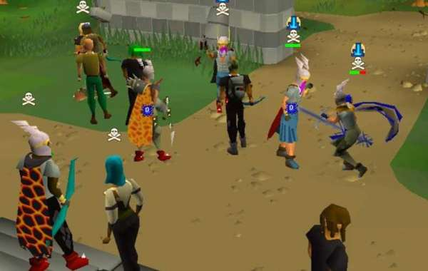 He will tell you the basic prerequisites for RuneScape