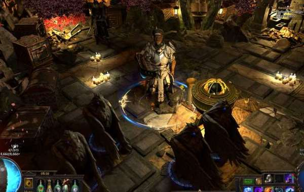 Path of Exile 2 brings a better boss, a new skill gem system