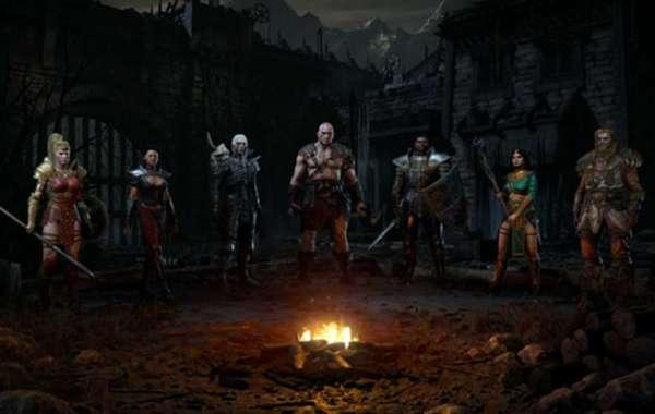Diablo 2: Resurrected was one of the few Blizzcon 2021 statements