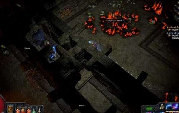How this witch summoner was built for the Path of Exile