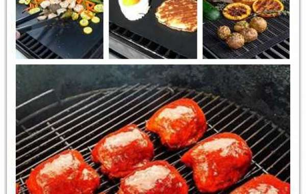How to Use BBQ Grill Mesh Mat 2021