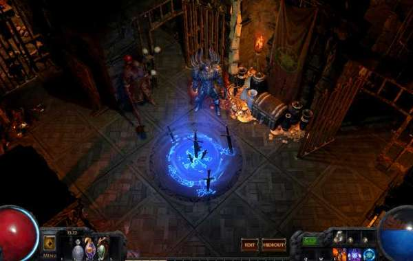 Path of Exile uses expensive pointer bags to cause disgust