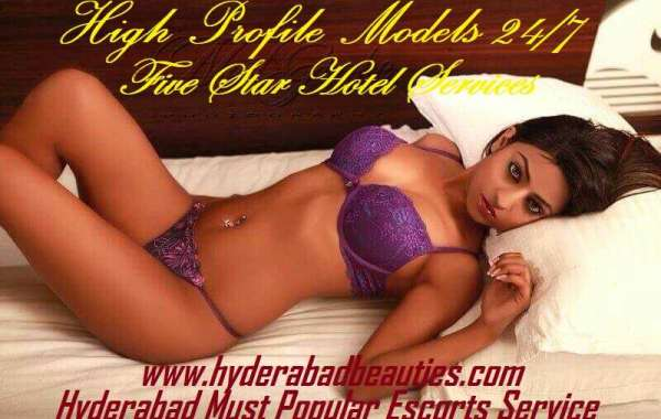 Dauntless Hyderabad Escorts offer sexy delight without hindrance