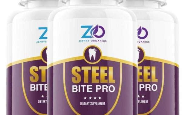 Steel bite pro reviews 2021! Side effects of steel bite pro, ingredients, works,
