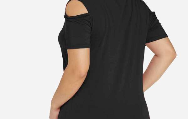 V-Neck Plain Long Sleeve Khaki Top
