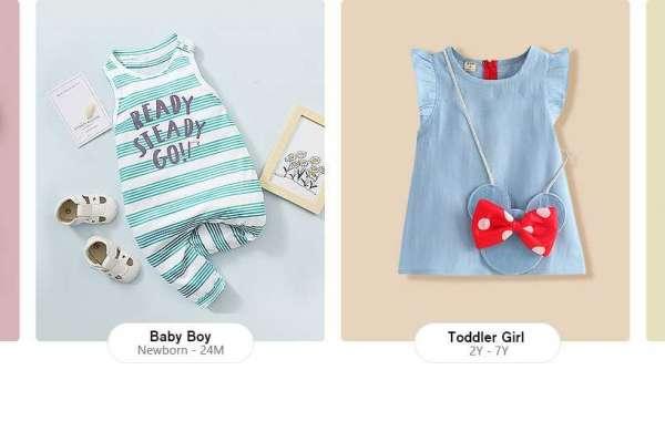 Economical Baby girl clothing