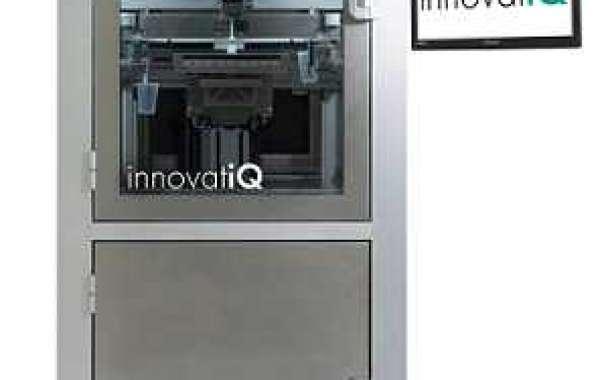 The LiQ 320 3D Printer