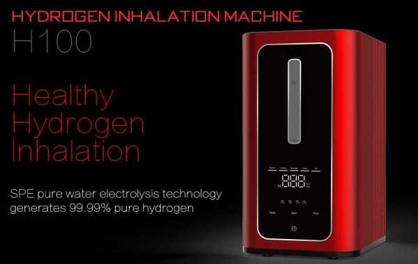 Olansi Hydrogen Inhalation Machine, Hydrogen Breathing Machine