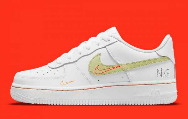 DN8000-100 Nike Air Force 1 to be released on Sep 22nd, 2021