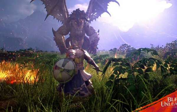 Bless Unleashed: The combat system of the game almost surpasses Tera