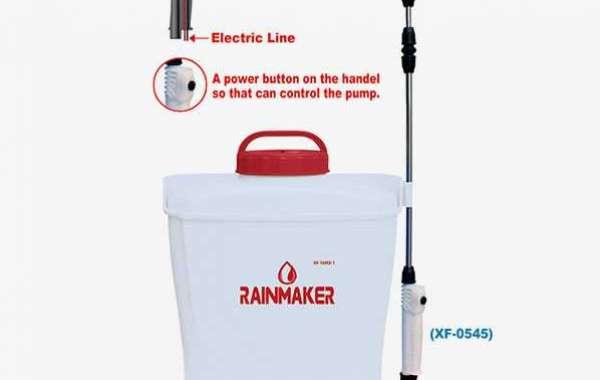Battery sprayer manufacturer product application