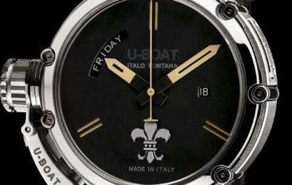 U Boat Watch Review CLASSICO 45 TITANIO TUNGSTENO CA BK 8061 Watch Replica