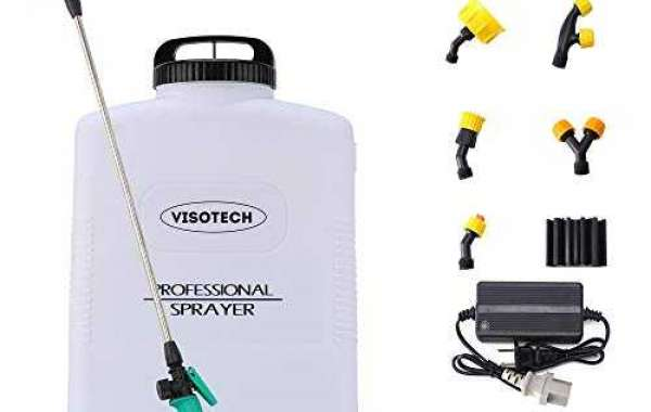 Types of agricultural hand sprayers