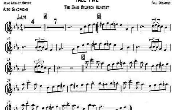 Dave Brubeck Take Five Pia Sheet Music Full Version Zip Book .pdf Torrent