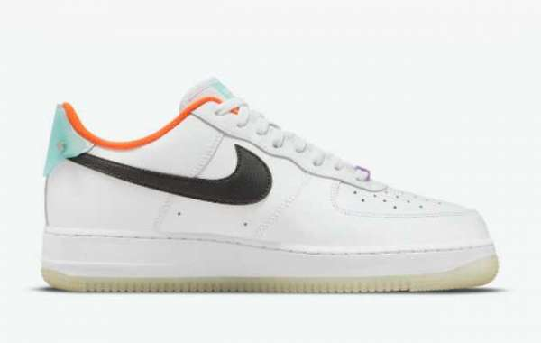 2021 Nike Air Force 1 Low Have A Good Game DO2333-101