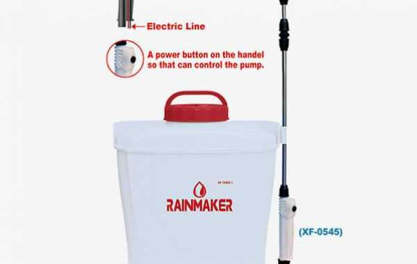 Features of battery sprayer